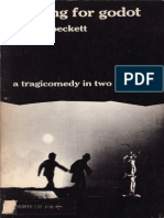 Beckett, Samuel - Waiting for Godot (Grove, 1954)