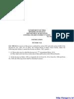 Revised Form 3CB 3CD