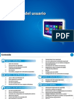 Manual Basico para Windows 8