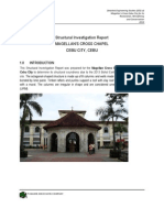 Structural Investigation Report - Magellan's Cross Church