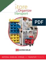 Akro-Mils Industrial Bin Catalog
