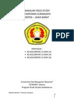 Field Study SUKMAJAYA