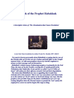The Book of the Prophet Habakkuk