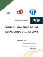 Control Analitico EDAR