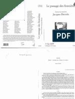 Derrida - Apories (Le Passage des frontières).pdf