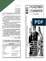 Nuestro Combate N 1. Enero 2000 (FE-La Falange)