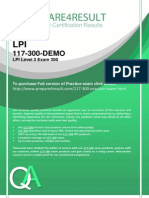 LPI 117-300 Training Material UP to Date December 2014