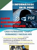 5 Delitos Informáticos en El Perú