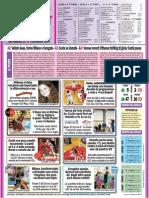 Pink Basket '14-15_SETTIMANA 11 (8-11 dicembre)