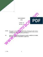 UGC Management Paper 3 June 2006