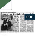Interview Met P. Kuijper Fzn