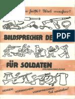 Bildsprecher Deutsch Fur Soldaten Grundausbildung (1944)