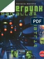 Cyberpunk- Más Allá de Matrix