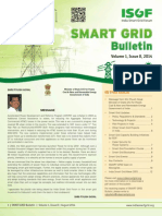 ISGF Smart Grid Bulletin - Issue 8 (August 2014)