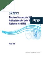 Elecciones Presidenciales2006 Final