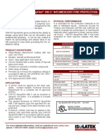 WB 3 - Fireproofing Intumescent