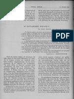 Προγραμμα Του IV Εν Αθηναισ Συνεδριου Νεας Αρχιτεκτονικης