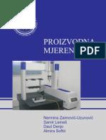 Proizvodna mjerenja