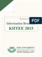 KIITEE_2015 Information Brochure
