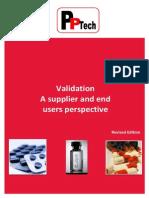 Supplier System Validation