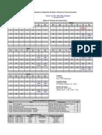 Calendários - 1 Sem. 2015 - T112 e XX - Redes SRS