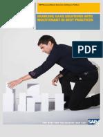 Enabling SaaS Solutions With Multitenant BI Best Practices