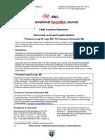 Varicocele and Sports Participation