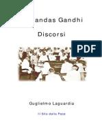 Discorsi Di Gandhi