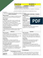 Planificacion ducacion artistuca tercer grado