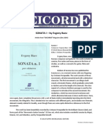 [ENG] - Seicorde - Review on Sonata I by Evgeny Baev