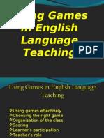 Presentation 1 Games