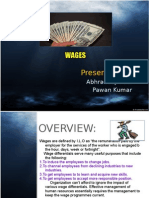 WAGES Presented by: