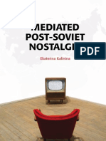 Mediated Post-Soviet Nostalgia