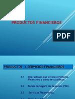 Productos Finacieros