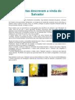 Os Profetas Descrevem a Vinda Do Salvador