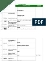 Programación Ferias Navideñas IPES 2014