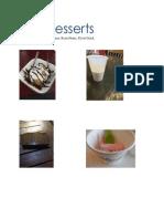 desserts in denton-group manual
