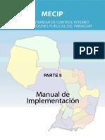 MECIP - Manual de Implementacion 01