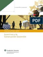 Incentivos a La Construcción Sostenible