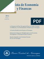 Revista de Economía y Finanzas Vol I