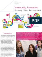 Centre for Community Journalism Annual Review