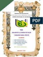 Analisis Cadena de Valor y Ana Causa y Efec (1)