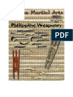 Special Edition Philippine Weaponry