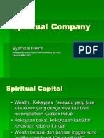 Spiritual Company