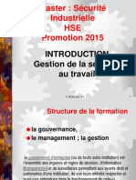 Introduction Master Si Hse 2014