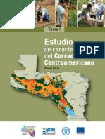 Tomo I Estudio de Caracterización Del Corredor Seco Centroamericano