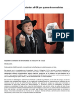 Científicos Desmienten a PGR Por Quema de Normalistas