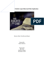 physicians assisted suicide