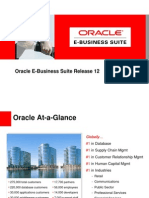 Oracle R12 Presentation