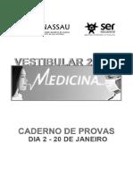 Uninassau Medicina 20131 200113 Prova Gab